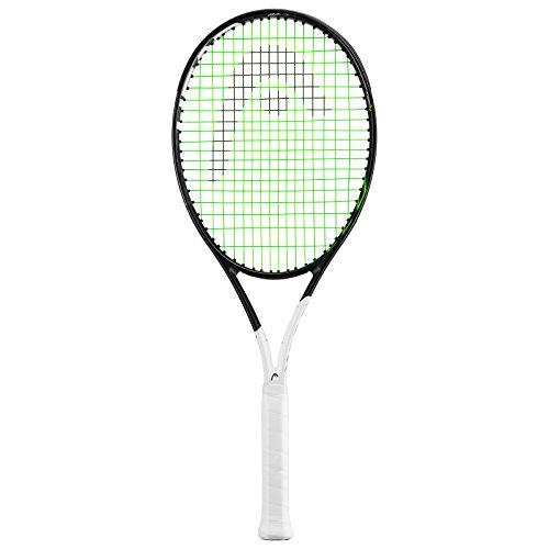 Head Graphene 360 Speed MP Lite Encordado: No 275G Raquetas De Tenis Raquetas De Competición Negro - Blanco 2