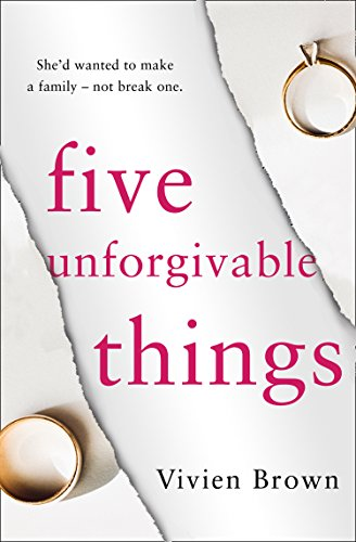Five Unforgivable Things by [Brown, Vivien]