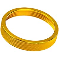 PrimoChill CTR phase iI Compression Ring, Rillen–Gold