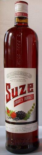 Suze fruits rouges 1 Litre 15°