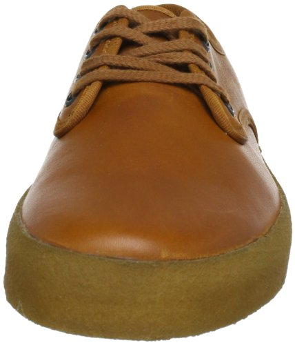 Clarks Winston Run 20353859, Sneaker uomo Marrone (Braun (Tan Leather))