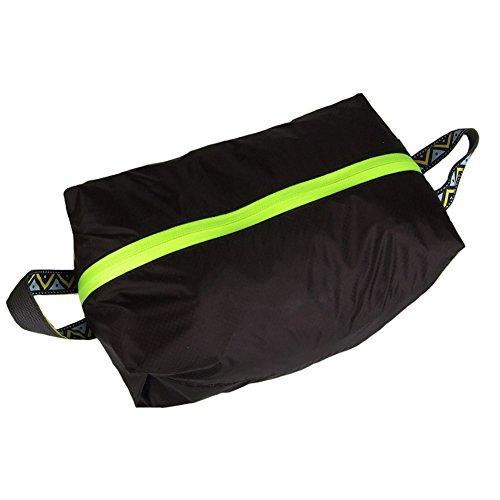 HSL ultra light wasserdichte Tasche schuhe lagerung Tasche fur reisen, kajak fahren, schwimmen, schwarz, xl