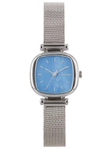 komono-moneypenny-royale-watch-silver-light-bleu