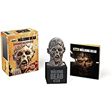 The Walking Dead: Mini Groaning Walker Head (Miniature Editions)
