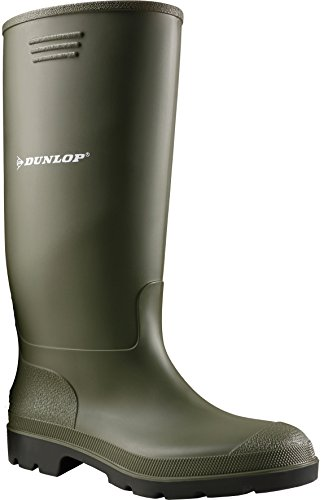 Preisvergleich Produktbild Dunlop Pricemastors GR. 46 Grün Arbeitsstiefel