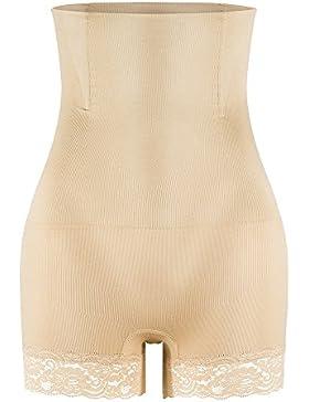 ksks wtw1–figurenformend Slip con efecto de vientre vía de lencería para mujer lencería mieder String Butt Lifter...
