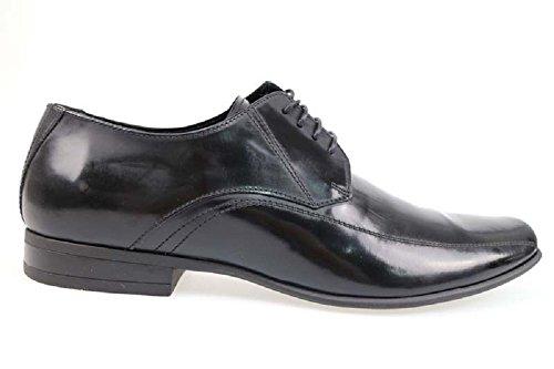 Scarpe uomo CARLO PIGNATELLI classiche nero pelle AP212 (43 EU)