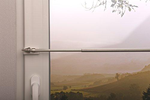 gardinenstange-vitragenstange-kegel-chrom-matt-ausziehbar-120-150cm-klemmtrager-zur-aufhangung-von-s