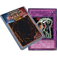 Yu Gi Oh : EOJ-EN049 Unlimited Edition Life Equalizer Rare Card - ( Enemy of Justice YuGiOh Single Card )