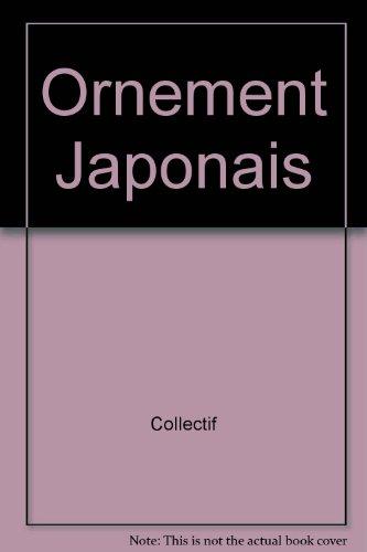 Ornement japonais par Collectif