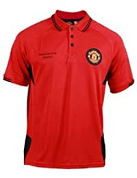 Polo supporter - MANCHESTER UNITED - Collection officielle - Football club - Taille adulte homme