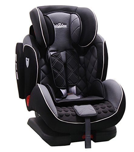 Autokindersitz Cocoon Grey Isofix 9-36 kg Gruppe 1, 2, 3, SPS: Side Protection System, Top Tether, isofix