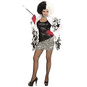 WIDMANN wdm98249?Disfraz Evil Mistress, Negro, Small