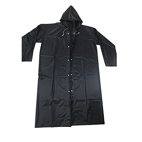 YH-THINKING Clothing Men Snow Rainwear Raincoat Sports Camping Hiking Mountaineering Clothing Men Jackets Waterproof Jackets Water Sports Diving Snorkelling Diving Suits Drysuits (Black)