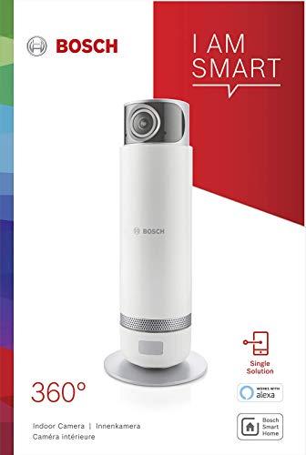 Bosch Smart Home 360° Innenkamera (2. Generation, Variante Europa)