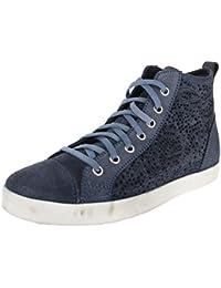 TAMARIS Damen High-Top Sneaker Blau