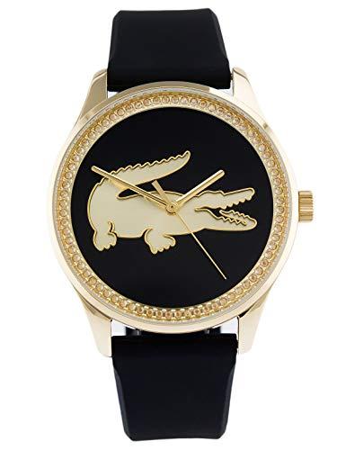 Lacoste Femme Analogique Classique Quartz Montres bracelet avec bracelet en Silicone - 2000968