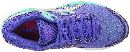 Asics Gel Fortitude 7, Chaussures de Running Compétition Femme Multicolore (Primrose Purple/Silver/Sport Pink)