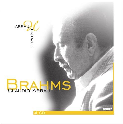BRAHMS - Claudio Arrau