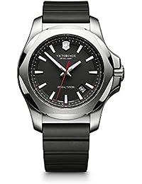 Victorinox Swiss Army Herren-Armbanduhr XL Analog Quarz Kautschuk 241682.1