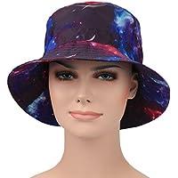 MEICHEN-Outdoor Cappello da sole la protezione solare di rapida essiccazione hat per uomini e donne piccolo, colorato di benna Hat fisherman Hat ladies Cap,Sky viola