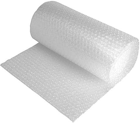 Jiffy Bubble Roll, 750mm Wide x 75m Long, Large Bubbles (Single Roll)
