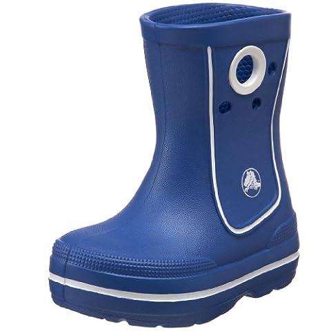 Crocs Crcbnd Jaunt K, Unisex-Kinder Clogs, Blau (Sea Blue 430), 22/24 EU