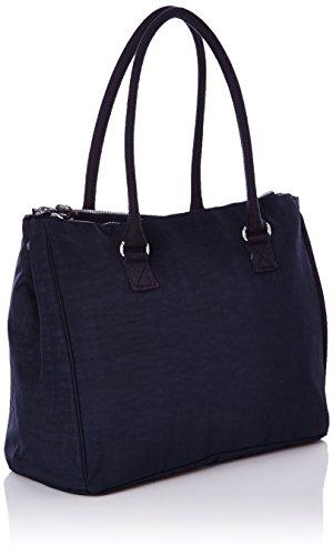 Kipling - Halia - Sac bandoulière- Femme Bleu (True Blue)
