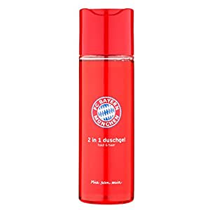 FCB Duschgel 2 in 1, 1er Pack (1 x 200 ml)