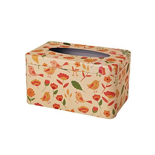 YIYUE Kosmetische Einfachen Dreidimensionalen Gewebe Boxen Im Wohnzimmer Restaurant Cartoon Papier-Box Bügeleisen Kosmetik 33