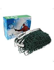 Dcolor Filet de badminton vert
