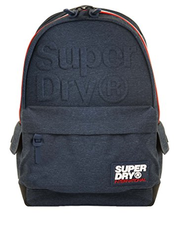 Superdry Lineman Montana Hombre Backpack Azul