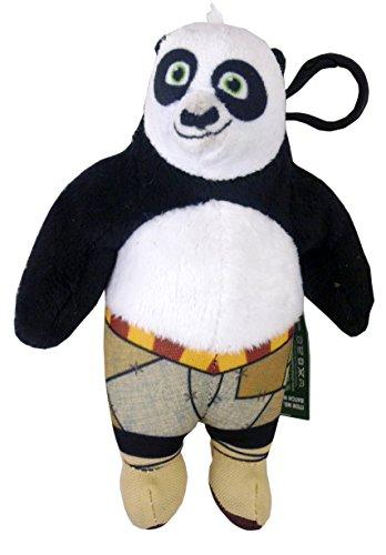 11cm Kung Fu Panda sac souple Jouet clip - Debout PO
