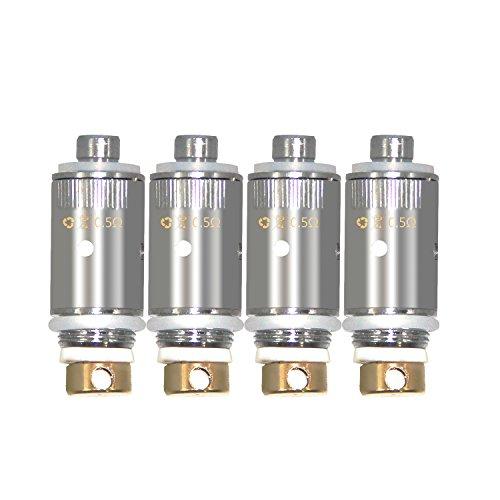 NOVEL Sigaretta Elettronica N14 Atomizzatore Nucleo Della Bobina 0,5ohm [senza nicotina]