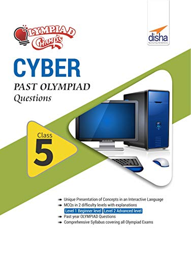 Olympiad Champs Cyber Class 5 with Past Olympiad Questions