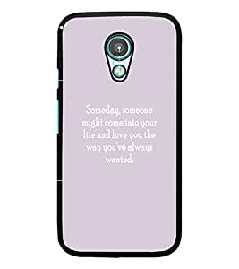 PrintDhaba Quote D-2930 Back Case Cover for MEIZU M1 NOTE (Multi-Coloured)