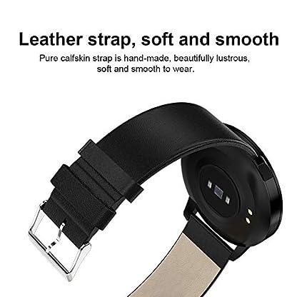 CF18-Smart-Armbanduhren-wasserdicht-Sport-Herzfrequenz-Schlafberwachung-Fitness-Tracker-Smart-Armband