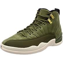 premium selection 1b62e 92116 Nike Air Jordan 12 Retro, Zapatillas de Gimnasia para Hombre