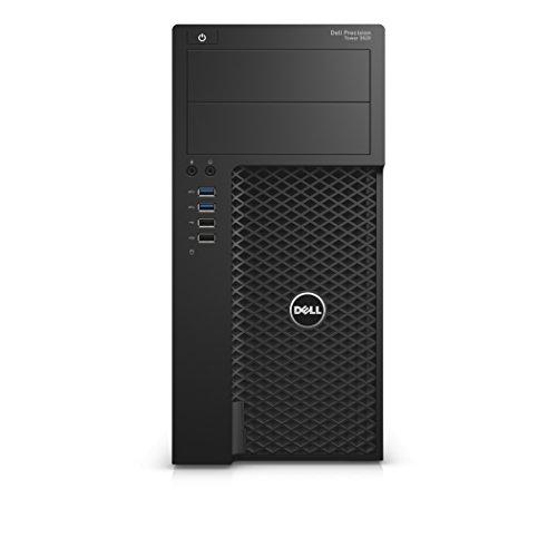 DELL Precision 3620 3.5GHz E3-1240V5 Mini Tower Negro Puesto de trabajo -...