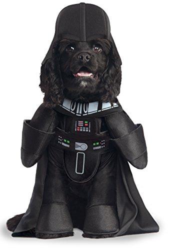Darth Vader Kostüm Hund