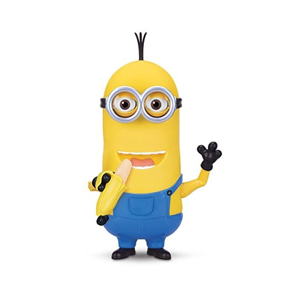 Minions Kevin Banana Eating Action Figure by USA 2