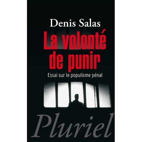 La volonté de punir