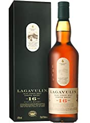 Idea Regalo - Lagavulin - invecchiato 16 anni - Single Malt Scotch Whisky