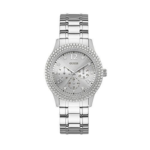orologio multifunzione donna Guess Bedazzle trendy cod. W1097L1