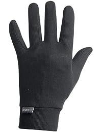 Odlo Unisex Gloves Gloves Warm, Originals S-XL - Black: : X-Large