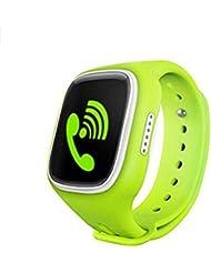 DUWIN Kinder Smartwatch, Kinder Anti-verlorene Smart Watch mit GPS Tracker, 4 Farben sind frei zu wählenEscort das Kind Unterstützung für Deutsch