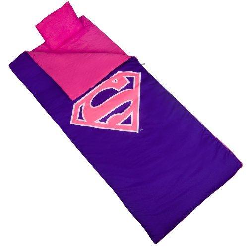 wildkin-superman-pink-shield-original-sleeping-bag-by-wildkin