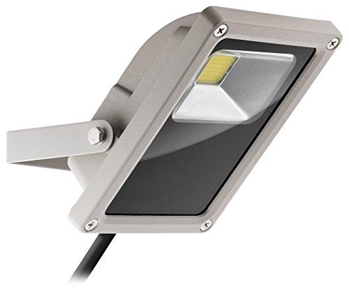 Goobay LED Flutlicht, 15 Watt, 930 lm strahlt, ersetzt 73 Watt warm weiß