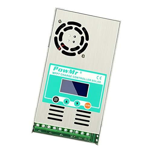 PETSOLA 30A-60A MPPT Solar Laderegler Regulator 12V-48V - 50A