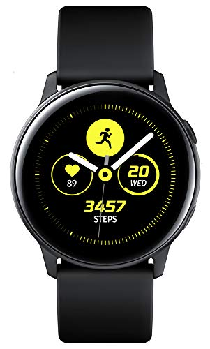 Samsung Galaxy Watch Active Reloj Inteligente Negro SAMOLED 2